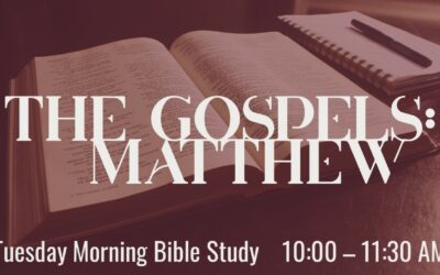 The Gospels: Introduction to Matthew
