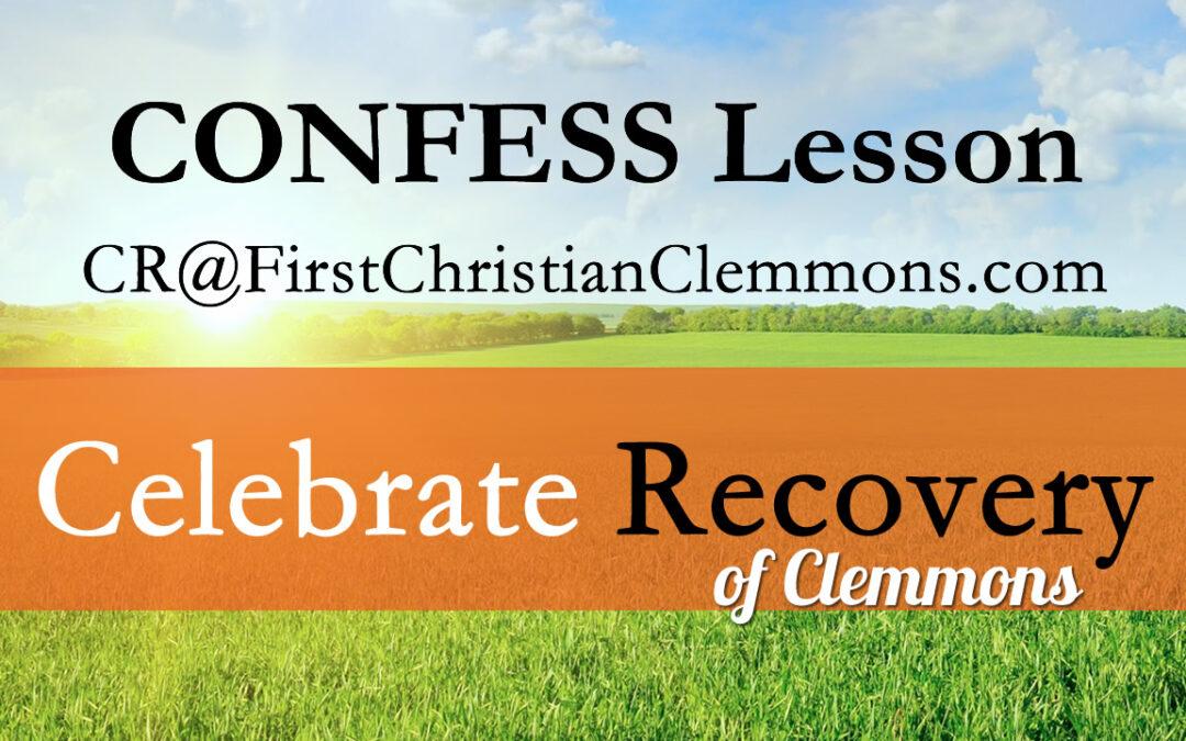 Confess Lesson