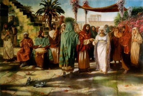 The Church and the Ancient Jewish Wedding