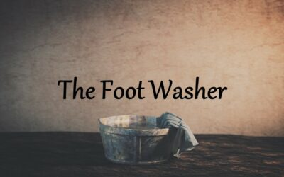 The Foot Washer